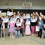 Congratulations Students of the Month for May!