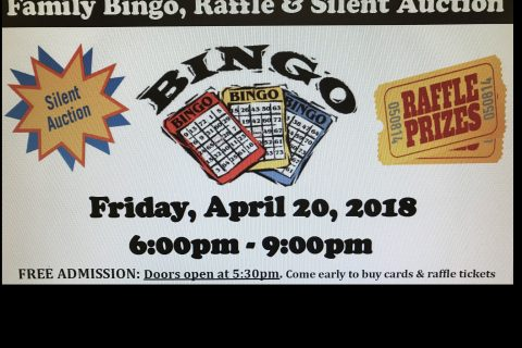 Save the Date: Friday, April 20 from 6-9